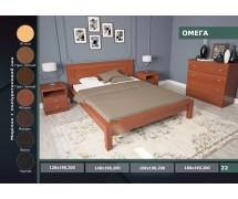 Кровать Омега Гермес