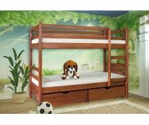Детская двухъярусная кровать Кенгуру