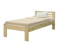 Кровать из дерева 90