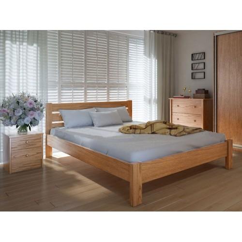 Кровать двуспальная Эко Плюс Meblikoff