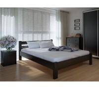 Кровать двуспальная Эко