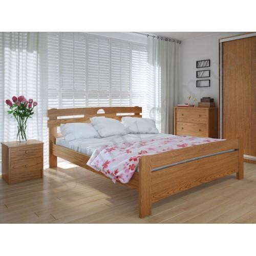 Кровать двуспальная Кантри Плюс