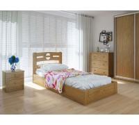 Кровать односпальная Кантри с механизмом