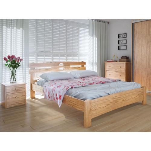 Кровать двуспальная Кантри