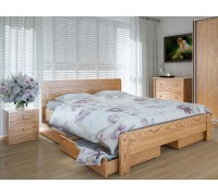 Кровать двуспальная Марокко с ящиками