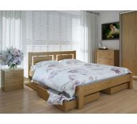 Кровать Пальмира с ящиками