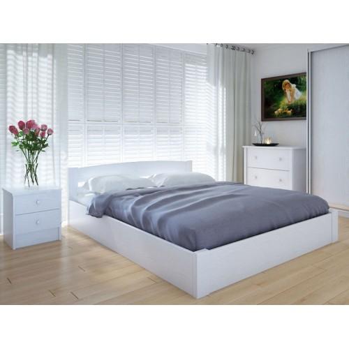 Кровать двуспальная Скай с механизмом
