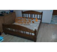 Кровать на заказ сосна фото
