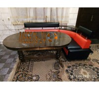 Уголок Кардинал и стол Говерла