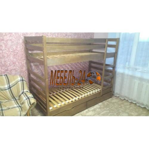 Двухъярусная кровать Рио фото