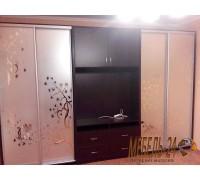 Шкаф купе в гостиную фото
