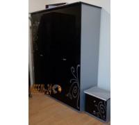 Шкаф и тумба Богема фото