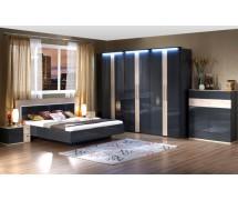 Спальня Капри со шкафом 6Д