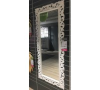 Зеркало Версаль белое