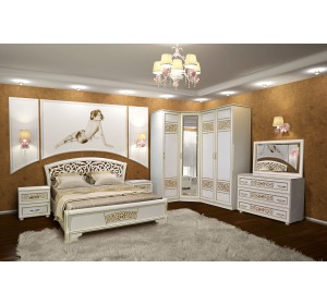 Спальня Полина NEW каталог