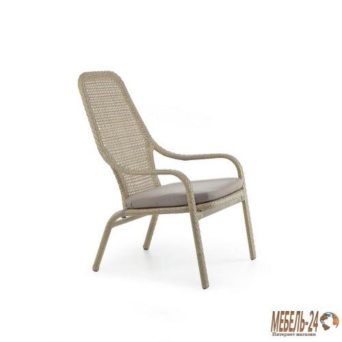 Кресло высокое Лейзи Pradex