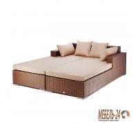 Диван кровать Квадро Pradex