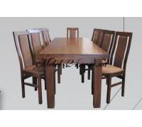 Стол Европа+стулья Нефри комплект