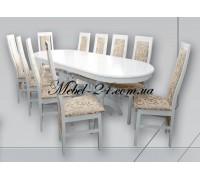 Стол Консул+стулья Карина комплект