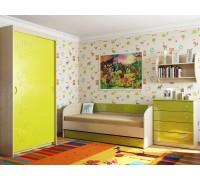 Детская комната Маугли