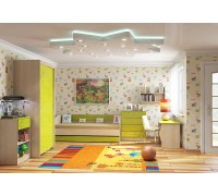 Детская комната Маугли набор