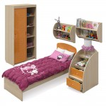 Детская комната Маугли набор 2 Санти