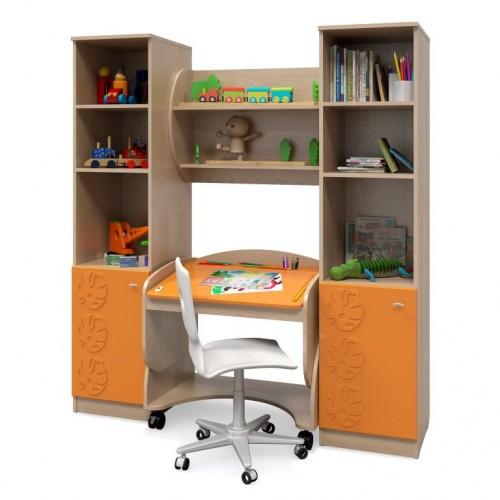 Детская комната Маугли набор 8 Санти