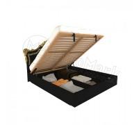 Кровать 1,8 Дженифер мягкая с подъёмником Black-Gold