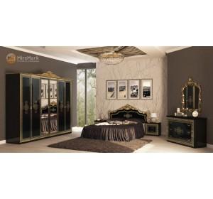 Спальня Дженифер Black-Gold Миро Марк