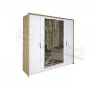Шкаф 5Д Флоренция с зеркалами Миро Марк