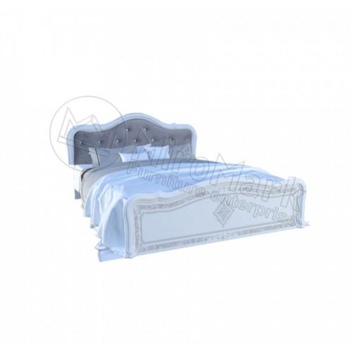 Кровать 1,8 Луиза Люкс с подёмником Миромарк