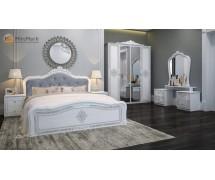 Спальня Луиза со шкафом 4Д комплект