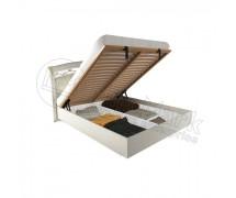 Кровать 1,6 Rosella мягкая спинка с подъёмником