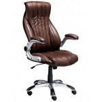 Кресло Special4You Conor dark brown