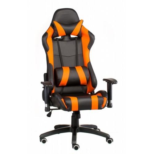 Кресло Special4You ExtremeRace black/orange