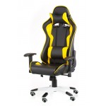 Кресло Special4You ExtremeRace black/yellow