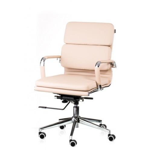 Кресло Special4You Solano 3 artleather beige