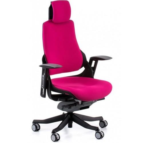Кресло Special4You WAU MAGENTA FABRIC