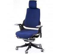 Кресло Special4You WAU NAVYBLUE FABRIC