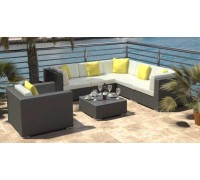Мебель из искусственного ротанга LOUNGE M