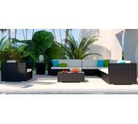 Мебель из искусственного ротанга LOUNGE XL