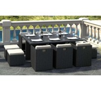 Мебель из искусственного ротанга MILANO L