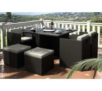 Мебель из искусственного ротанга MILANO M