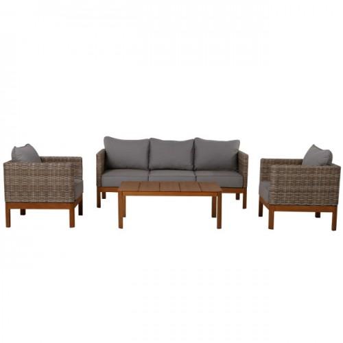 Комплект мебели Captain Вилла Ванилла