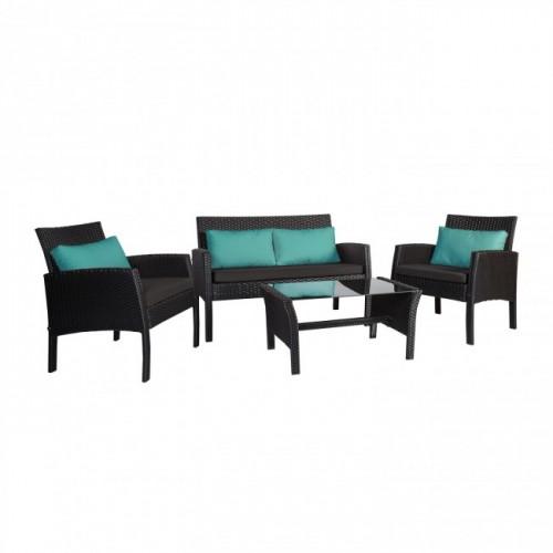 Комплект мебели Violet Вилла Ванилла