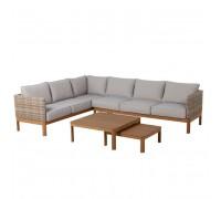 Угловой комплект мебели Captain