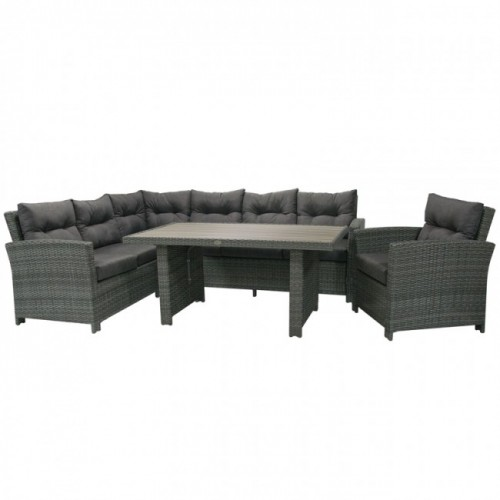 Комплект мебели угловой Pavia новинка