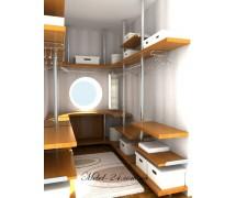 Гардеробная комната 14