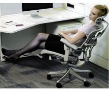Кресло ERGOHUMAN PLUS с подставкой для ног