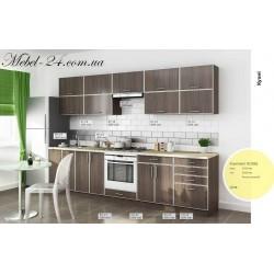 Кухня прямая набор 006